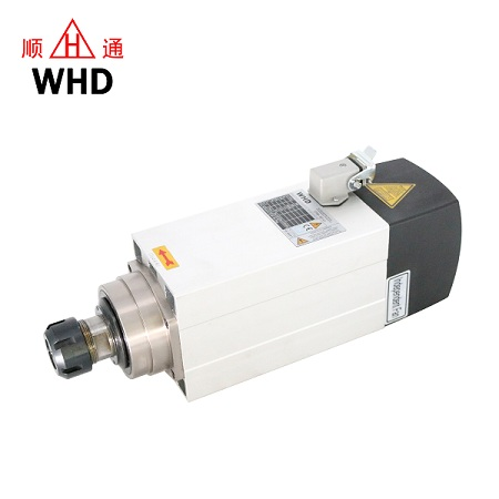 Spindle Motor 4.5kw with Electric Fan